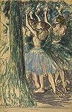 Berkin Arts Edgar Degas Giclee Kunstdruckpapier Kunstdruck