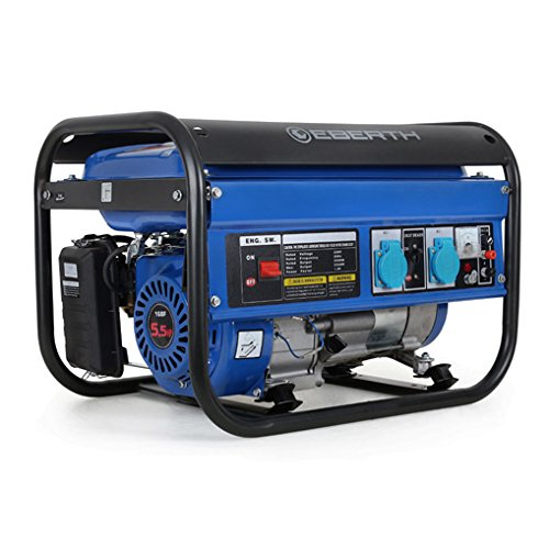 EBERTH -   2200 Watt Benzin