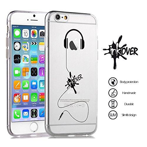 INKOVER Cover iPhone X & XS Custodia Cover Protettiva Soft Case Guscio Protettivo Bumper Trasparente...