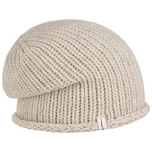 Levi´s Seasonal Beanie Strickmütze Mütze Wintermütze (One Size - cremeweiß)
