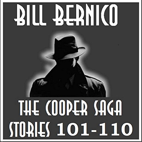 The Cooper Saga 11 (Stories 101-110) audiobook cover art