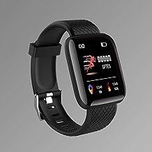 UIEMMY slim horloge Smart Watches Smart Polsband LED Hartslaghorloge Heren Dames Sporthorloges Smart Band Sport Smartwatch