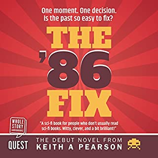 The '86 Fix cover art