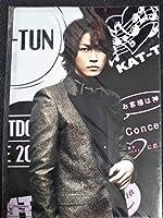 クリアファイル 亀梨和也 KAT-TUN COUNTDOWN LIVE 2013
