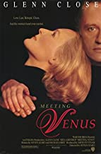 MEETING VENUS (1991) Authentic Original Movie Poster - Single-Sided - ROLLED - 27x40 - Glenn Close - Niels Arestrup - Erland Josephson - Sacha Meril