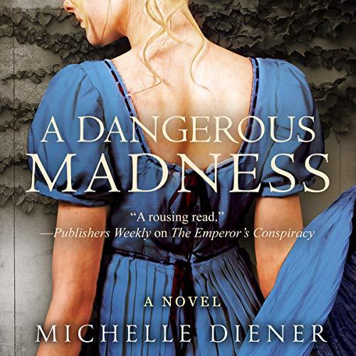 A Dangerous Madness audiobook cover art