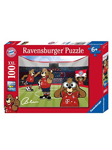 FC Bayern München Ravensburger Puzzle Berni (100 Teile)