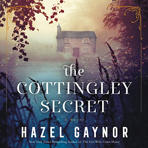 The Cottingley Secret audiobook cover art