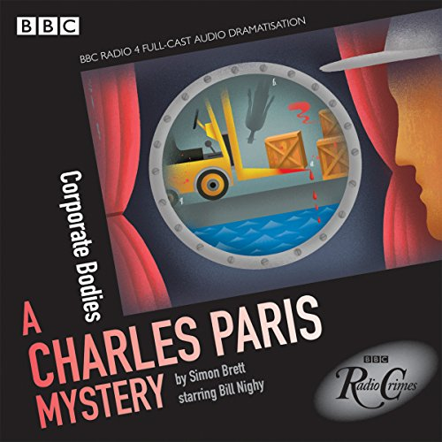 Charles Paris audiobook cover art