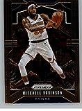 2019-20 Prizm NBA #178 Mitchell Robinson New York Knicks Official Panini Basketball Trading Card