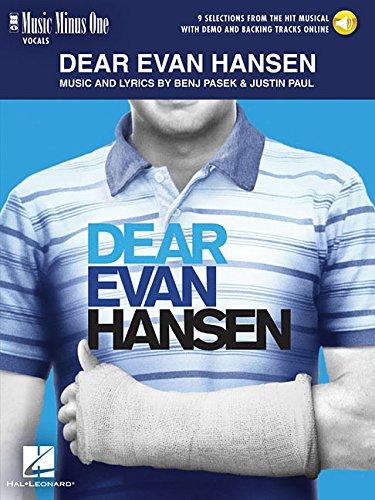 Dear Evan Hansen: Music Minus One Vocal (Music Minus One Vocals)