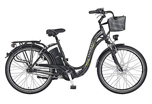 28 Zoll Alu Elektro City Damen Fahrrad E Bike Shimano Nexus 7 Gang 36V Blaupunkt Rücktritt