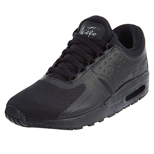 Nike Air MAX Zero Essential GS, Zapatillas de Trail Running para Hombre, Negro (Black/Black/Black 006), 38.5 EU