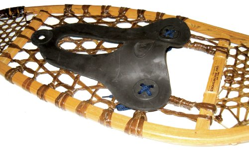 GV Snowshoes Rubber Snowshoe Bindings, Large
