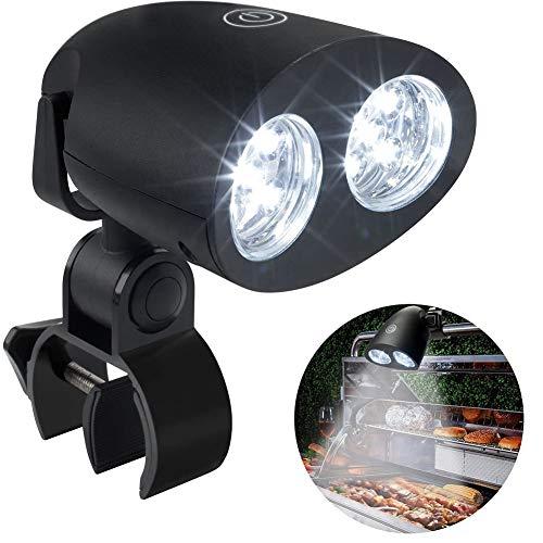 Balai Grillleuchten 10 superhelle LED-Leuchten, langlebig, wetterbeständig und hitzebeständig, langlebige Grillleuchten, ideal zum Kochen von Steaks