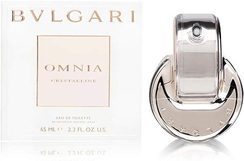bvlgari omnia crystalline eau de toilette per donna, 65 ml bvlpfw071