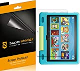 (3 Pack) Supershieldz Designed for All-New Fire HD 10 Kids and Fire HD 10 Kids Pro Tablet 10.1 inch (11th Generation, 2021 Release) Screen Protector, 0.12mm, High Definition Clear Shield (PET)