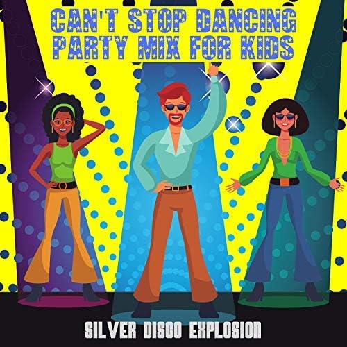 Silver Disco Explosion
