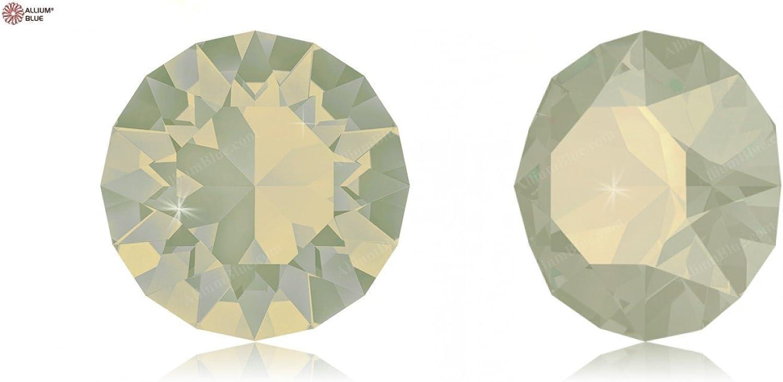 Swarovski Crystals 1171338 Round Stones 1088 SS 29 LIGHT GREY OPAL F, 288 Pieces