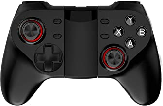 Mobile Game Controller Gamepad Joystick Gamepad Bluetooth Joystick High Precision Ergonomics High Sensitivity Cross Key for Xiaomi Redmi Note 7 Huawei Android Smartphone
