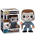 Funko - Figura de Halloween de Michael Myers Blood Splatter, Multicolor, 33610...