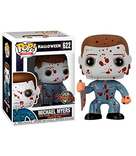 Funko - Figura de Halloween de Michael Myers Blood Splatter, Multicolor, 33610