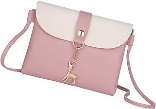 1 x Schultertasche Handtasche Umhängetasche kleine Umhängetasche für Teenager Mädchen