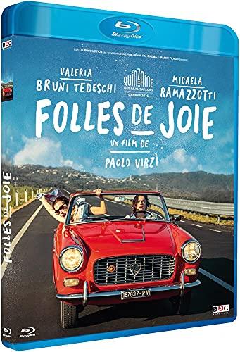 Folles de joie [Francia] [Blu-ray]