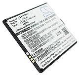 Batterie de Rechange Uniquement Compatible avec la Batterie Archos AC50PL4G Archos 50 Platinum 4G
