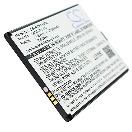 Replica batteria adatta solo per Archos AC50PL4G Archos 50 Platinum 4G