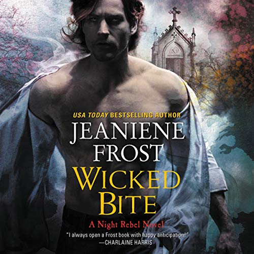 Wicked Bite audiobook cover art
