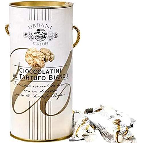 白トリュフ入りチョコレート(ウルバーニ) 15個入りCioccolatini al tartufo bianoUrbani