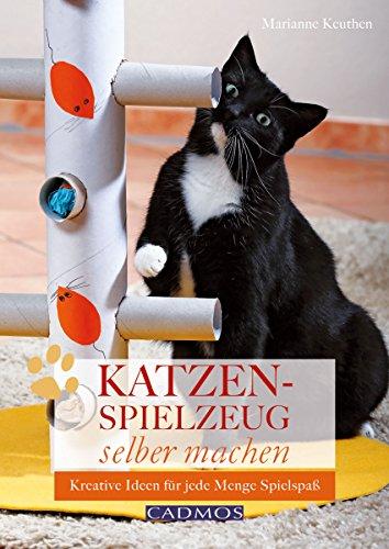 Katzenspielzeug selber machen: Kreative Ideen für jede Menge Spielspaß