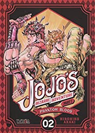 Jojo's Bizarre Adventure Parte 1: Phantom Blood 2 par Hirohiko Araki