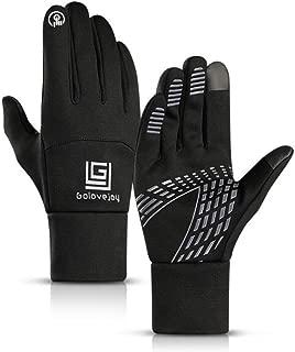 Touch Screen Gloves Outdoor Wind Water Proof Driving Running Winter Warm Glove for Women Men
