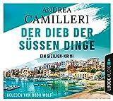 Der Dieb der süßen Dinge: Ein Sizilien-Krimi. (Commissario Montalbano, Band 3)
