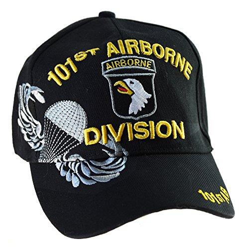 Topt mili Casquette Américaine 101st Airborne Division us USA brodée Militaire Paratrooper Commando Seal