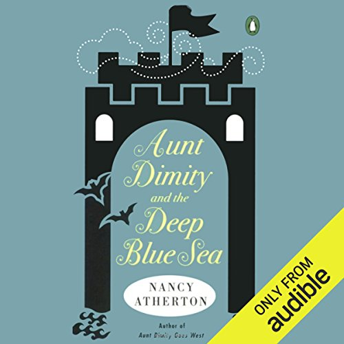 Aunt Dimity and the Deep Blue Sea cover art