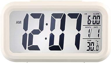 Alarm clock luminous led large screen