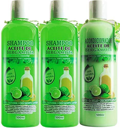 Shampoo Cabello Sano marca VAM productos