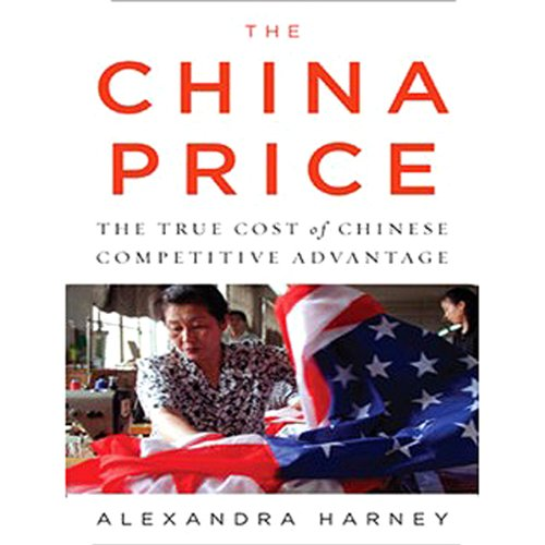 The China Price audiobook cover art