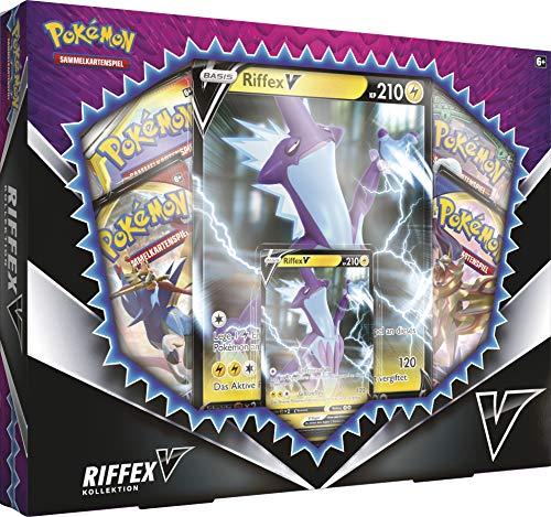 Pokémon International 45015 Pokémon Company International 45015-PKM PKM Riffex-V Box