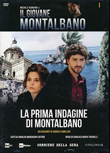 Il Giovane Montalbano -La prima indagine di Montalbano Vol. 1 - DVD