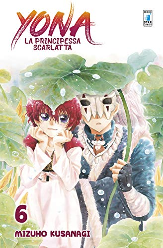 Yona la principessa scarlatta (Vol. 6)