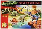 Paul Lammond Tha era de los Dinosaurios 100 Pieza del Rompecabezas [Importado de Inglaterra]