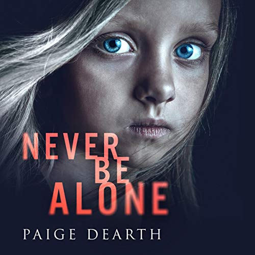 Never Be Alone audiobook cover art