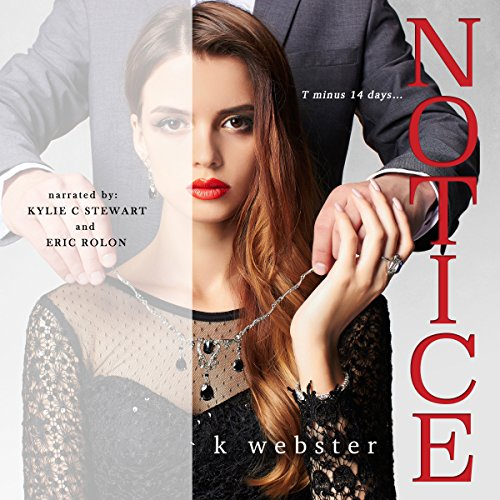Notice audiobook cover art