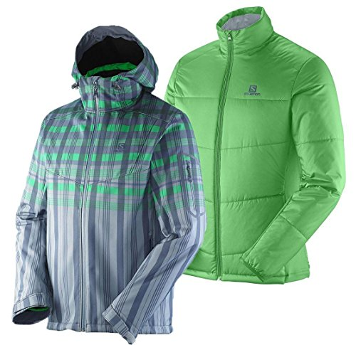 SALOMON Herren Outdoor Jacke Snowtrip Premium 3:1 Jacket