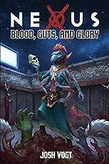 Image of NEXUS: Blood Guts and. Brand catalog list of D Verse Publishing LLC.