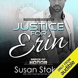 Justice for Erin cover art